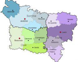 Situation géographique de Beauvais